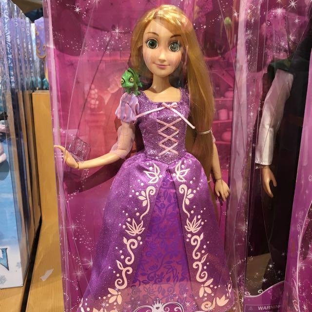 🇺🇸美國迪士尼 代購 公主系列 睡美人 貝兒 茉莉 芭比洋娃娃