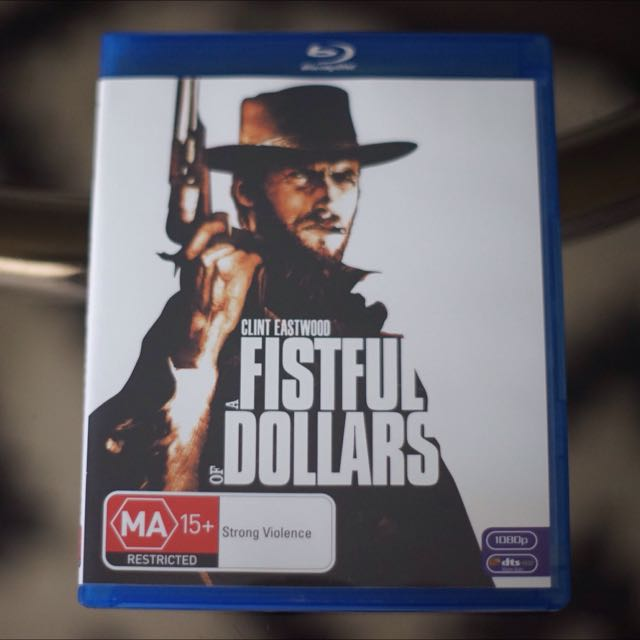 A Fistful Of Dollars - Bluray