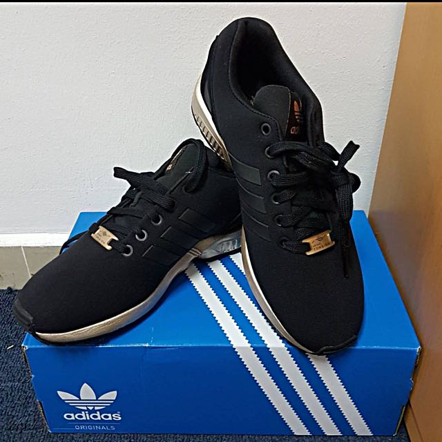 low priced 24306 3f67e Adidas ZX Flux Copper