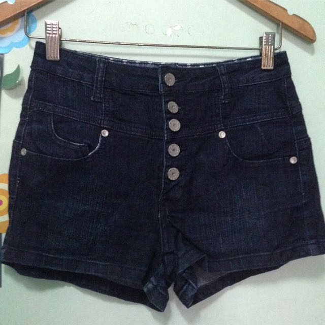 Almost Famous Highwaisted Shorts(surplus)