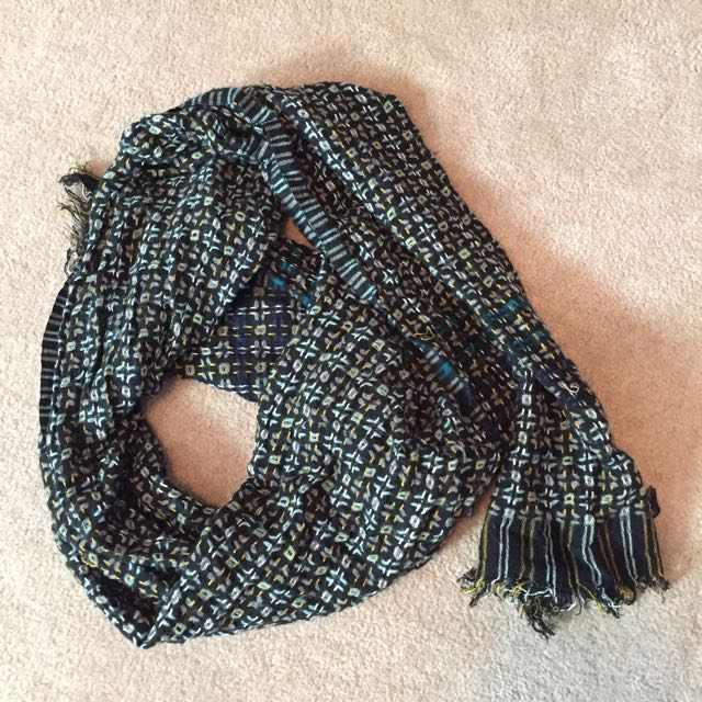 Anthropology Scarf