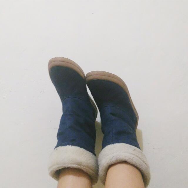 Authentic Lacoste Boots