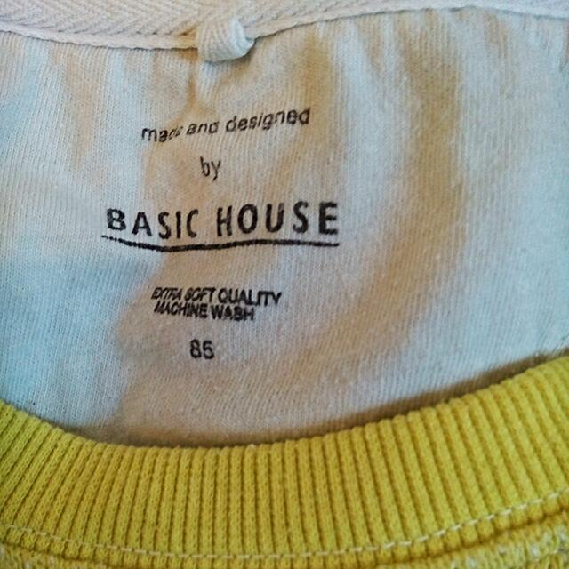 Basic House Pullover