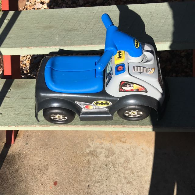 Batman Ride-on Car