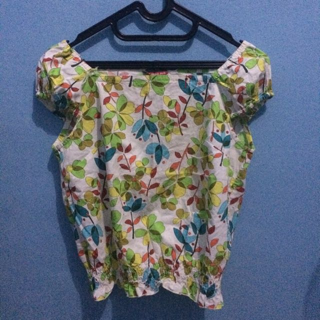 Blouse Croptee