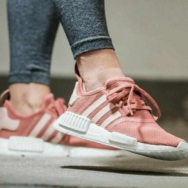 c1ddc878a6e3 ... best inspired bnwt adidas nmd runner in salmon pink c090c 06b75