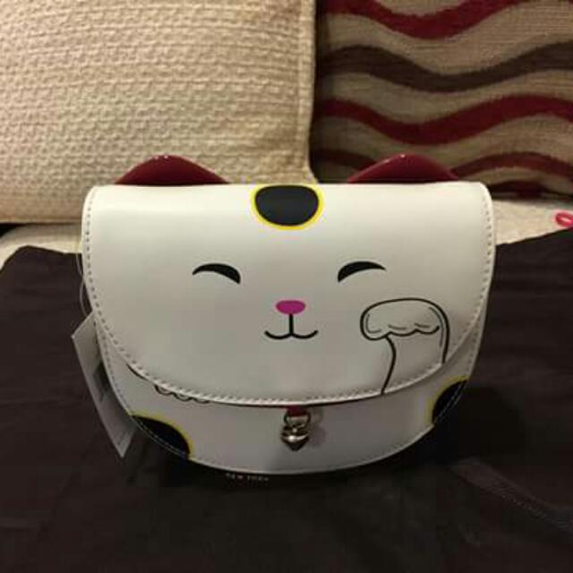 Brand new Kate Spade Tonti Street cat purse