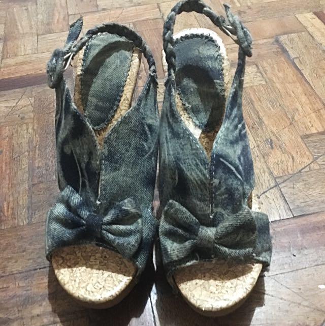 Cute Maong Heels