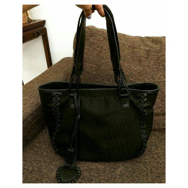 Dior Grommet Charm Bag