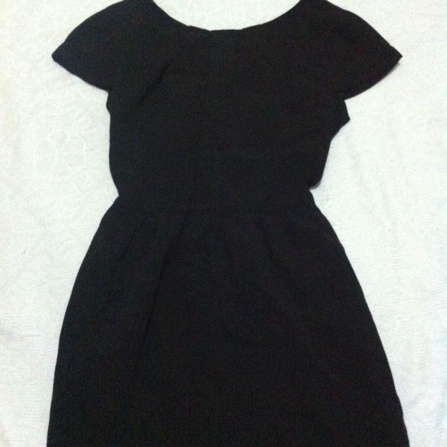 Dress Gaudi Hitam
