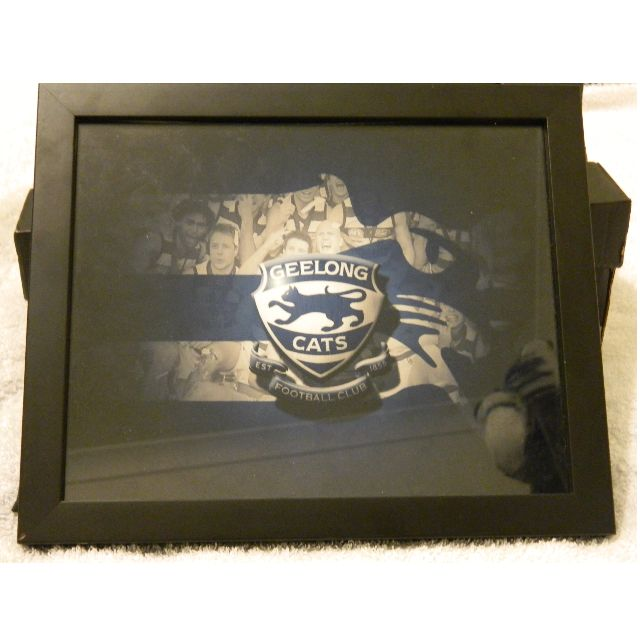 Geelong Cats Picture Frame