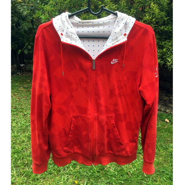 jacket-Nike