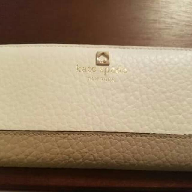 Kate Spade Southport Avenue Stacy in Clocktower Wallet