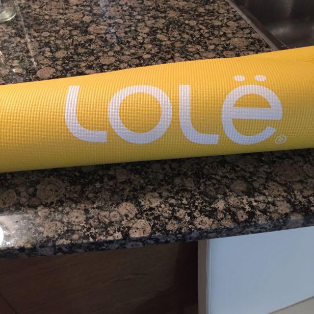 Lole Yoga Mat