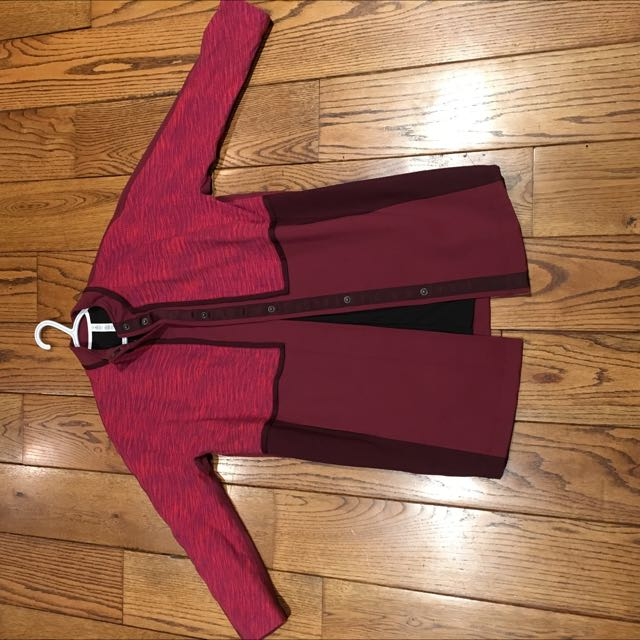 Lulu Fall Long Jacket