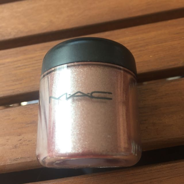 Mac Pigment Sunpepper Discontinued