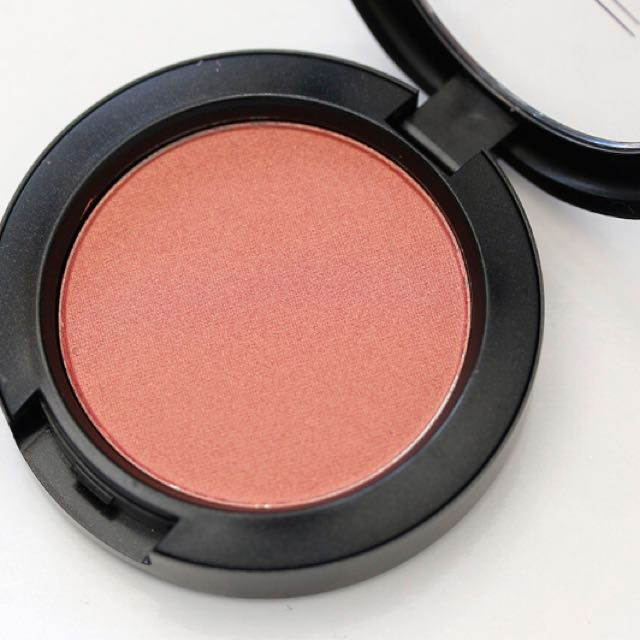 Mac Springsheen Sheer tone Shimmer Blush