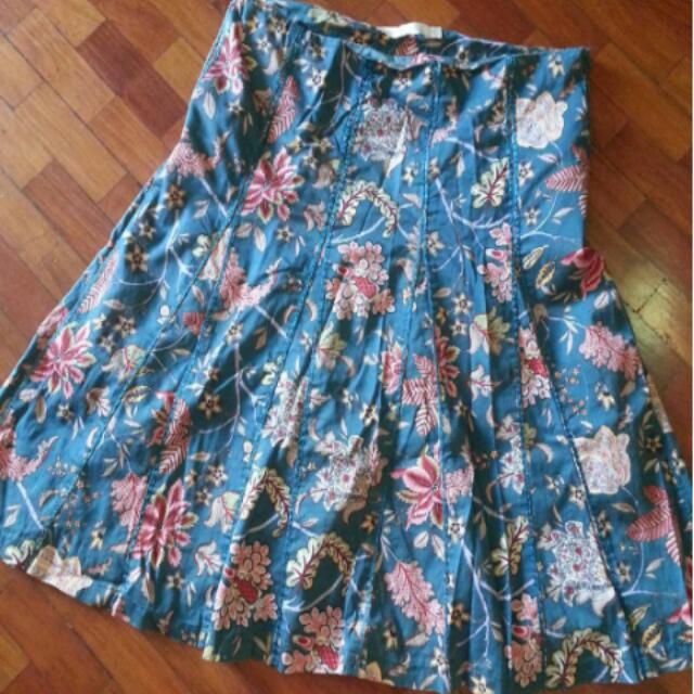 Marc Jacobs Floral Skirt