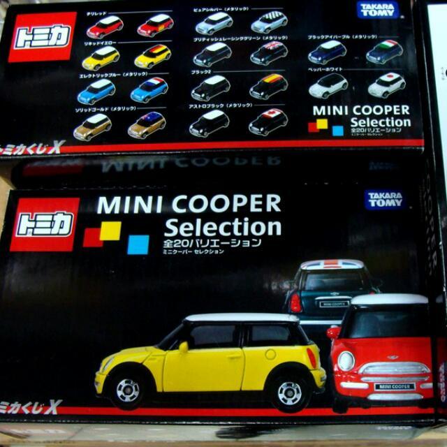 《徵求》mini Cooper Selection