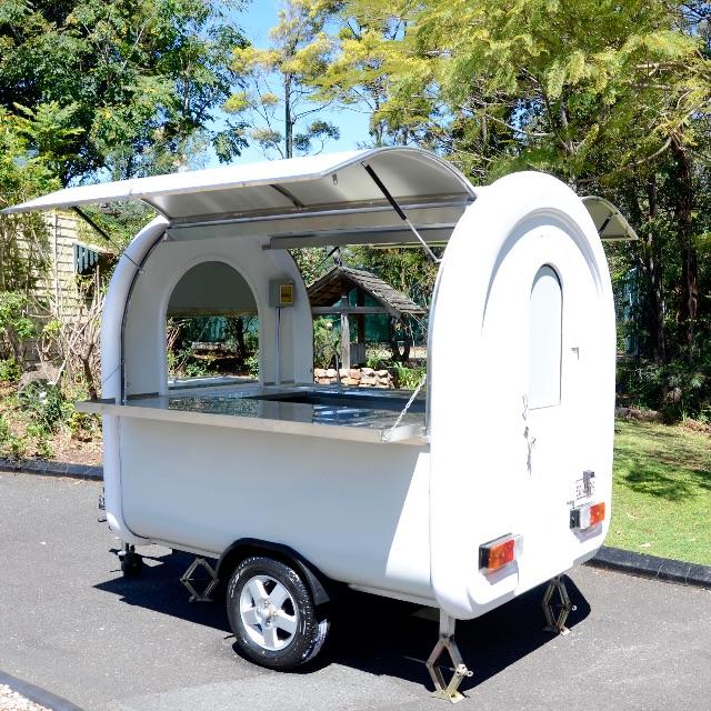 Mobile Food/Coffee Trailer/Cart - Australia Wide