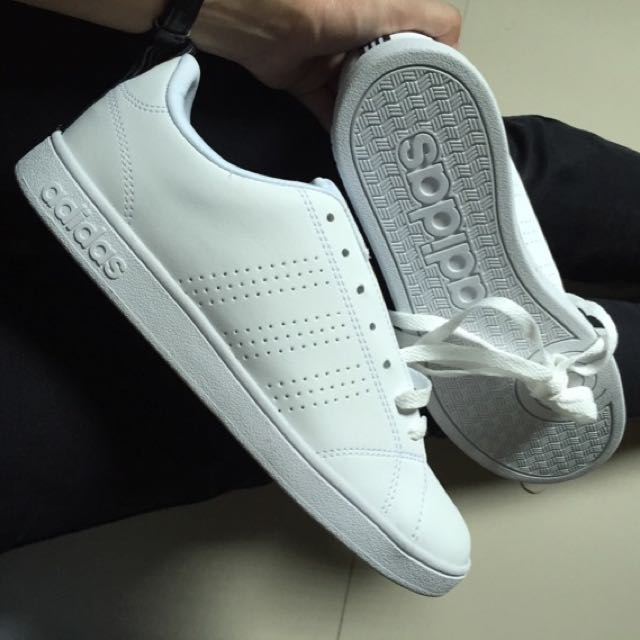 NEW ORIGINAL Adidas Neo Advantage White