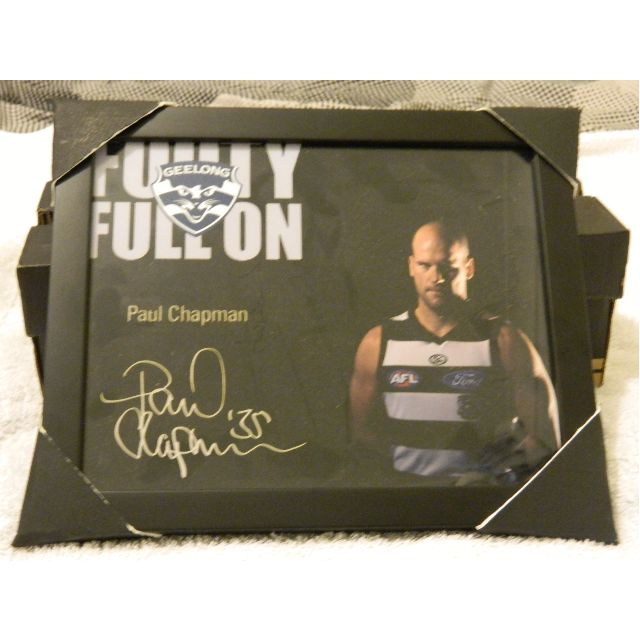 Paul Chapman Picture Frame