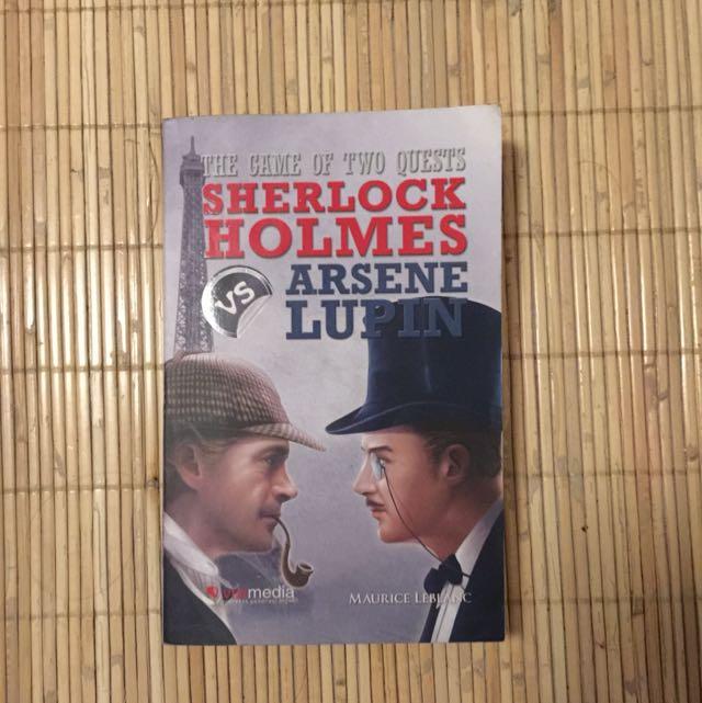 Sherlock Holmes: The Game Of Two Quests