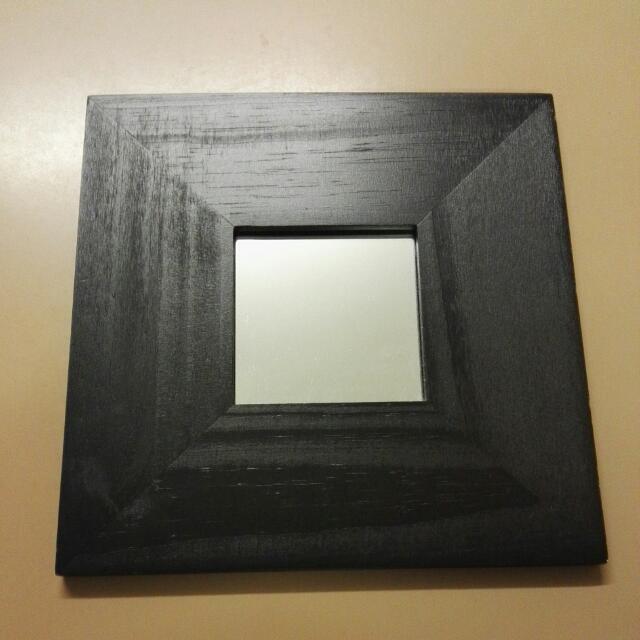 Small Black Ikea Mirror For Sale!