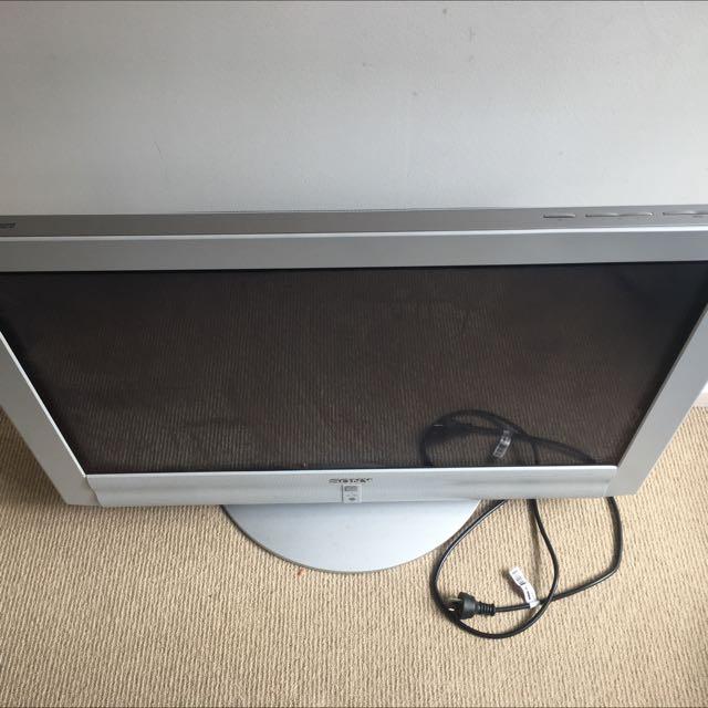 Sony Plasma Tv KE-32TS2E