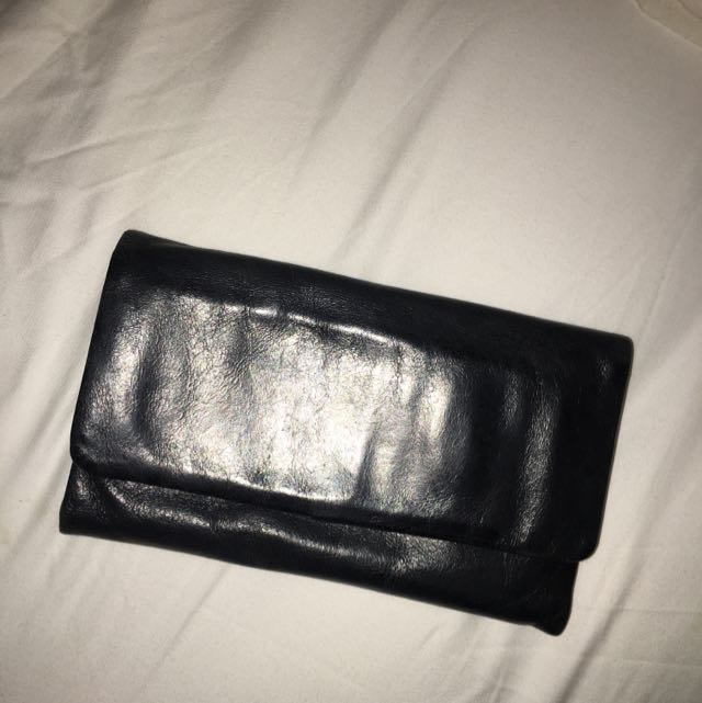 Status Anxiety Leather Purse Wallet