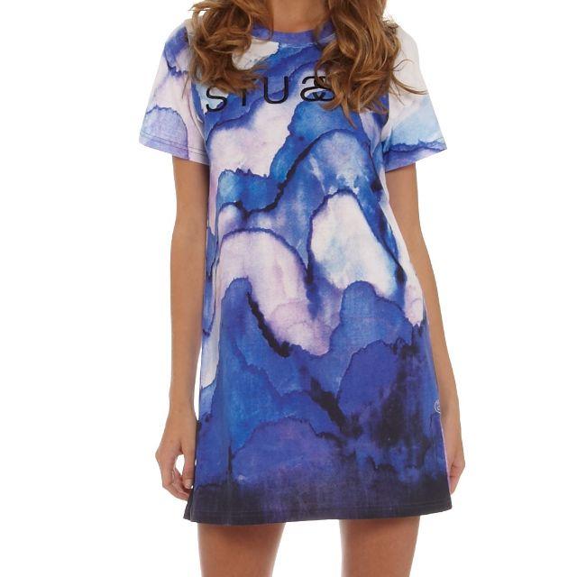 Stussy size 6 tshirt dress