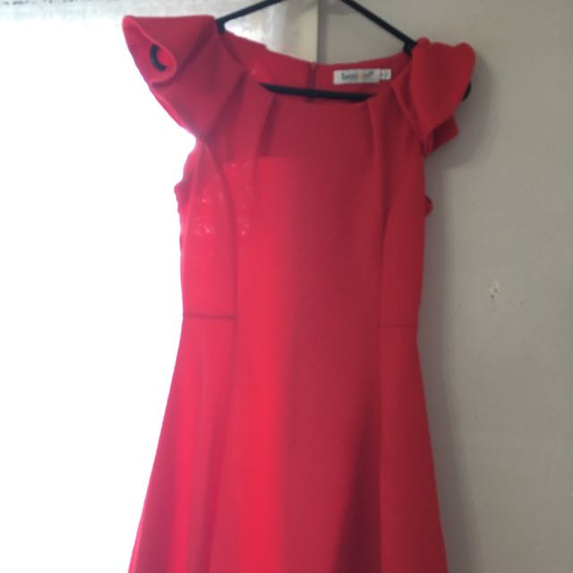 Sunnygirl Coral Dress 8
