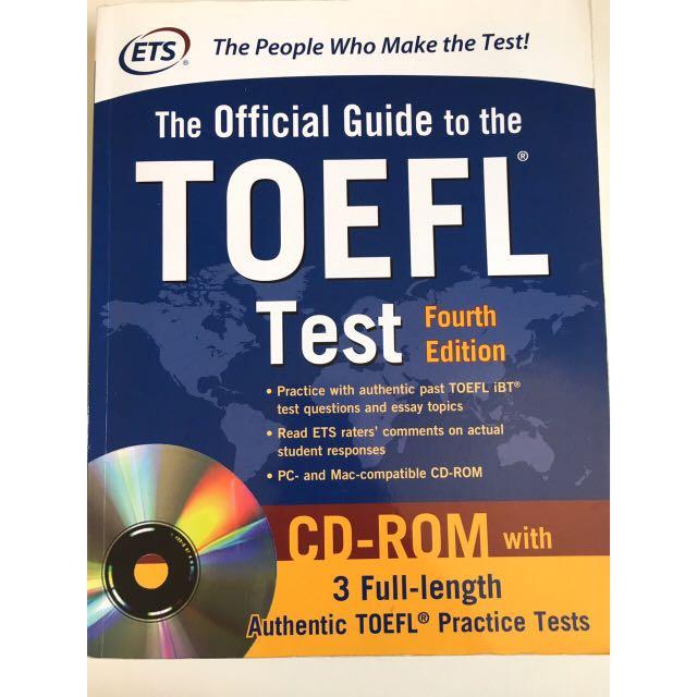 TOEFL Test Fourth edition