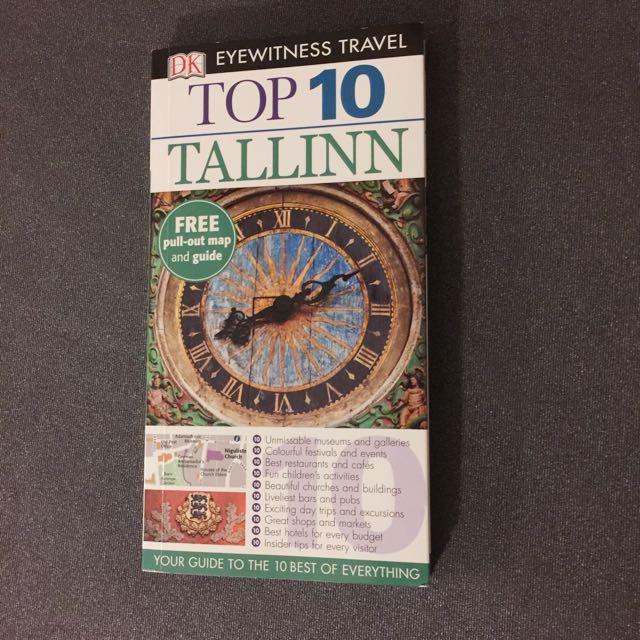 Top 10 tallinn dk eyewitness travel guide 2015 books stationery photo photo fandeluxe Gallery