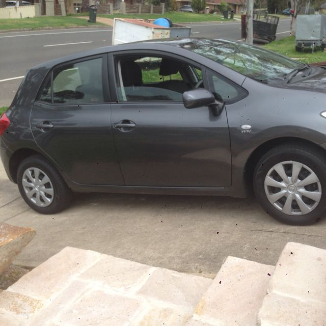 Toyota Corolla 2008First Owner