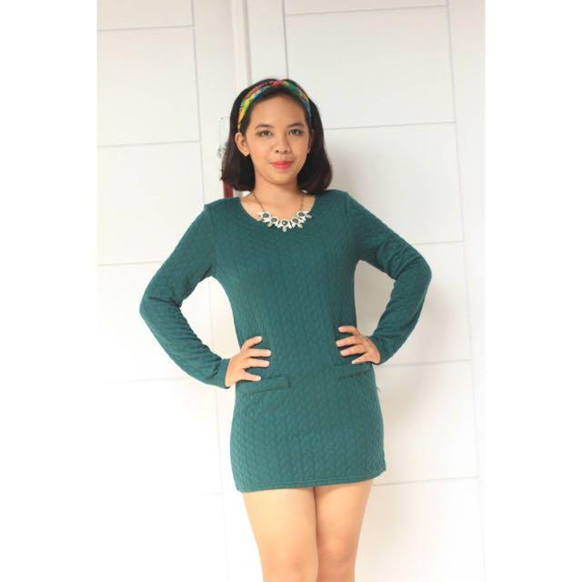 tshirt hijau