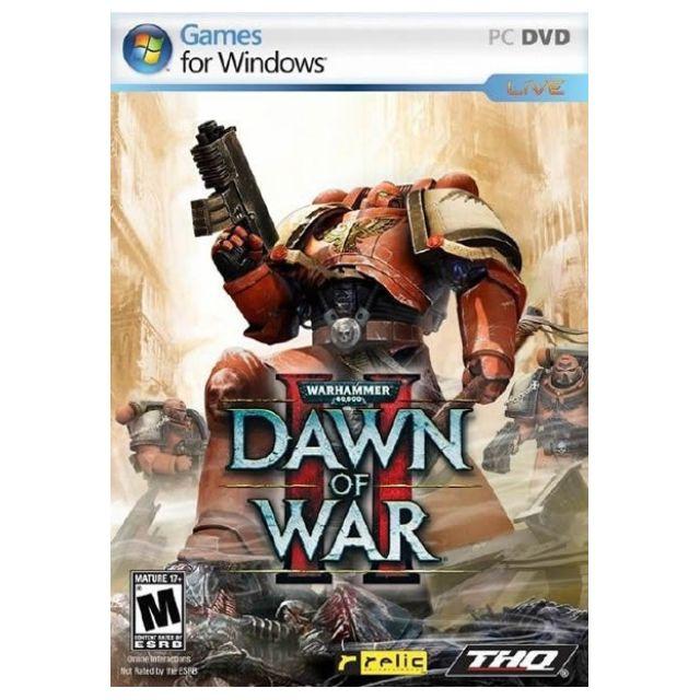 Warhammer 40,000: Dawn of War II PC Game || 3 DVD