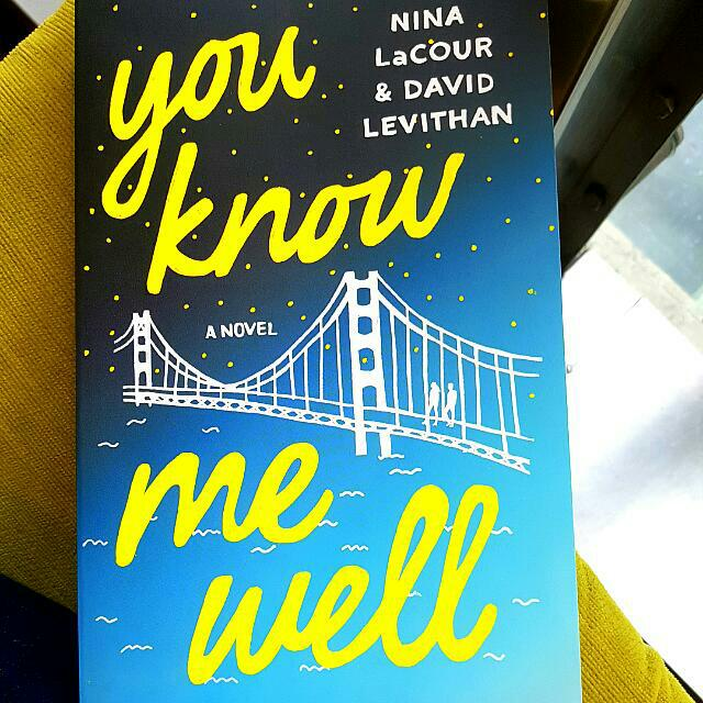 You Know Me Well - Nina Lacour & David Levithan
