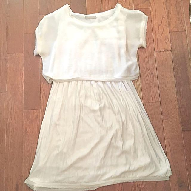 Zara Boho Style Dress (L)