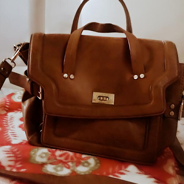 Zara Trafaluc Collection Bag