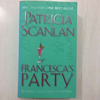 Patricia Scanlan-Francesca's Party