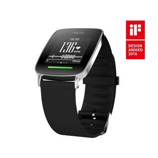 Brand New Asus VivoWatch Heart Rate Monitor + Fitness Watch (Black)