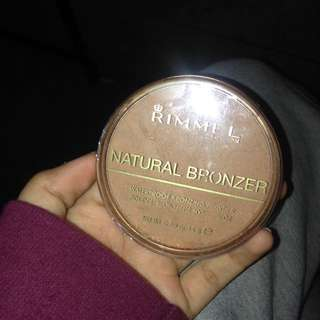 Waterproof Bronzer Powder