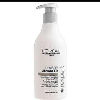 萊雅 復甦循環 濃密賦活潔髮露500ml-強化髮根、頭髮蓬鬆又幫你固牢牢