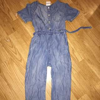 Demi Jumpsuit From H&M