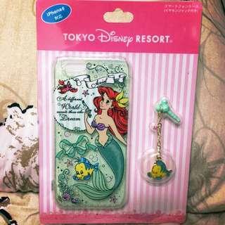 東京迪士尼帶回 // IPhone6/6s小美人魚保護殼(全新)