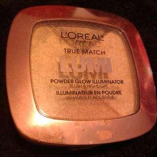 Loreal True Match Powder Glow Illuminator