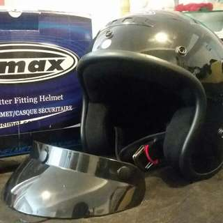 GMAX Multi Sport LED GMS2 Open Face YOUTH/ADULT Helmet