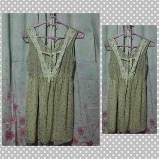 Pre Love Floral Dress