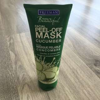 Freeman Peel Off Cucumber Mask